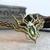 Woodland Stag Circlet Crown - Thranduil Elven Wedding Headpiece - Green Man LOTR