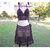 Crochet Hippie Gypsy Beach Cover Festival Dress Sets by Vikni Designs