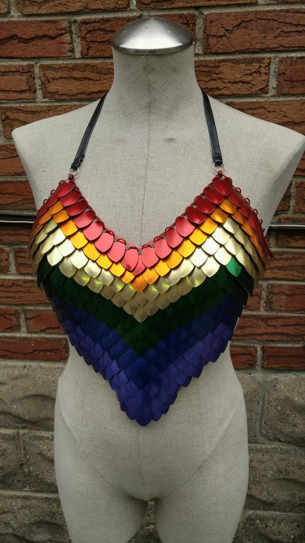 rainbow, costume, cosplay, dragon costume, burning man, bellydance, rainbow
