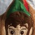 Personalized Peter Pan Embroidered and Appliquéd Hooded Towel
