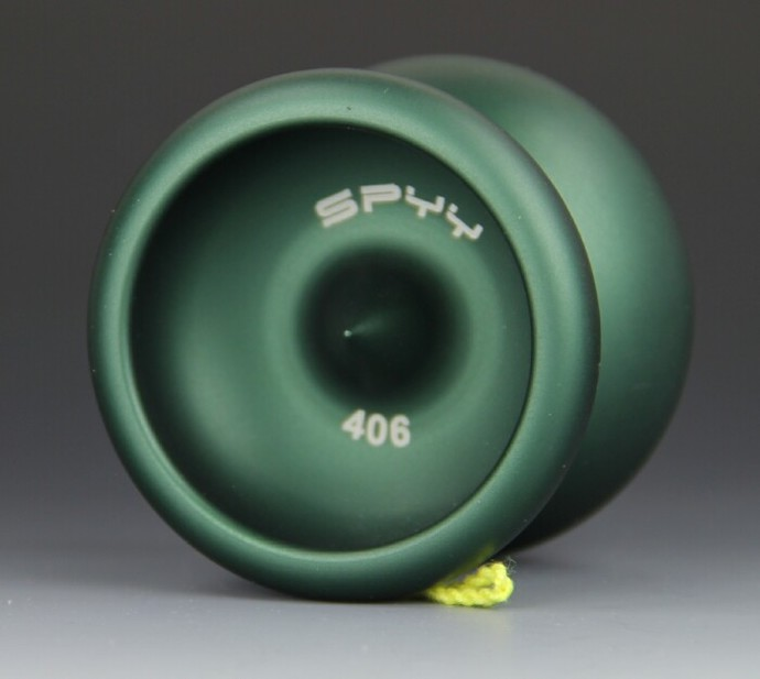 SPYY Addict YoYo, Serial No. 406 - New, Mint Condition
