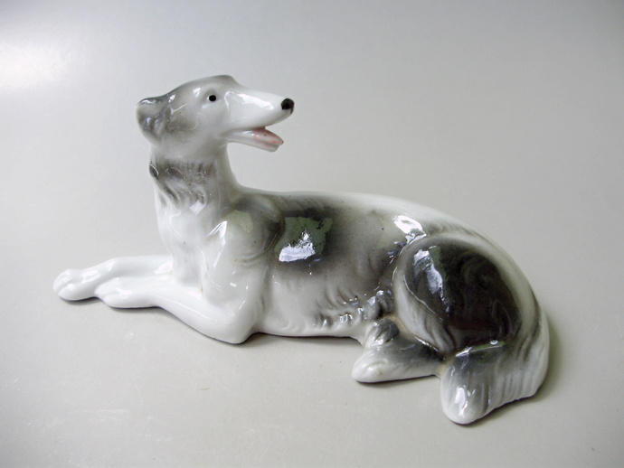 "Vintage German ""Foreign""porcelain animal"