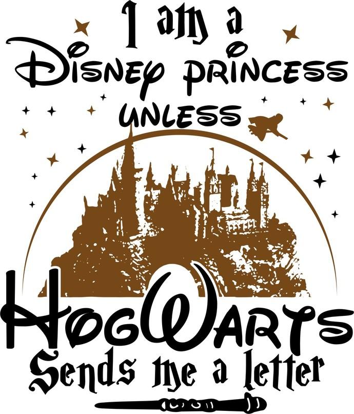 I am a Disney Princess...