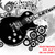 Black Guitar Cross Stitch Pattern***LOOK*** ***INSTANT DOWNLOAD***