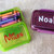 PERSONALIZED Crayon/Candy Boxes
