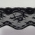 Prudence -  3 Inch Wide Black Lace
