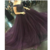 Birthday Party Dresses Ball Gown Prom Dresses Off-Shoulder Sleeveless With