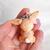 Bunny figurine. One of a kind.