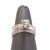 Womens Vintage Estate 18K White Gold Diamond Engagement Ring 6.9g E2786