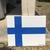 """8""""x10"""" Custom Canvas Flag Art"""