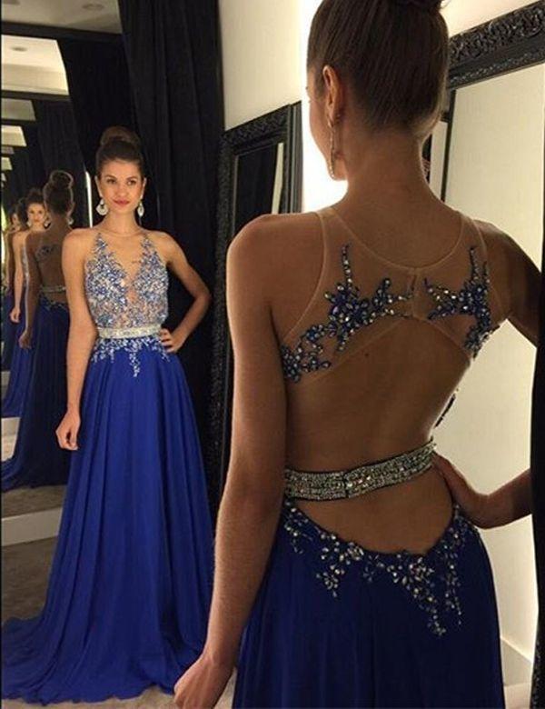 Halter Prom Dress 8f0ebc2fb