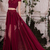 Splendid Tulle Off-the-shoulder Neckline Two-piece A-line Prom Dress With Lace