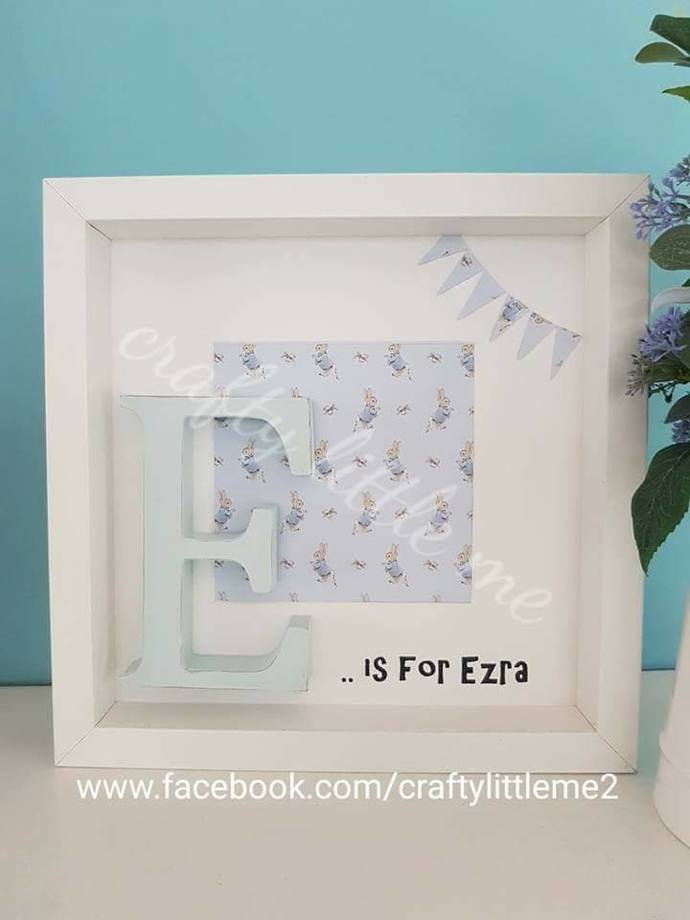 Personalised baby Frame, personalised baby gift, special baby gift, baby frame