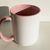 Coffee A Liquid Hug For Your Brain, Funny Coffee Mug, Coffee Cup, Handpainted