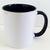 Dont Worry Be Happy, Cute Donut Mug, Happy Mug, Coffee Mug, Tea Cup