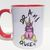 Drama Queen Unicorn, Pink Unicorn, Magical Mug, Coffee Mug, Tea Cup