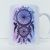 Dreamcatcher, Dream Without Fear, Watercolor Art, native American, Coffee Mug,