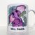 Cute Elephant Mug, Personalised Any Name, Coffee Mug, Tea Cup