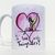 Fairy Mug, In Love With Fairytales, Girls Mug, Coffee Mug Tea Cup