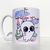 Kawaii Ghost, Fear Me Cause Im So Cute, Coffee Mug, Tea Cup