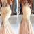 Sexy Sheer Mermaid Sleeveless Sweetheart Tulle Lace Long Prom Dresses,K8632