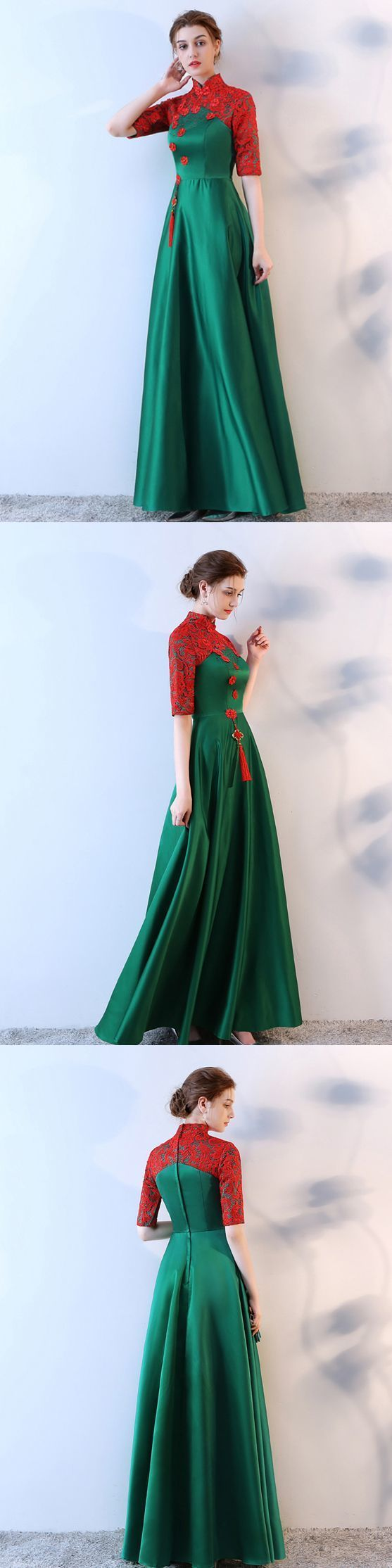 Simple Prom Dresses,New Prom Gown,Vintage by prom dresses on Zibbet