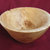 Unique beautiful birch burl fruit bowl, handmade wooden bowl, decorative birch