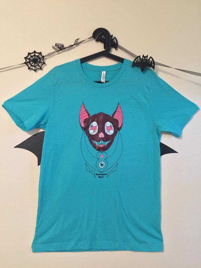 Kawaii Bat T-shirt Summer Edition