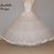 Bridal petticoat 7 layer luxury stiff net wedding crinoline