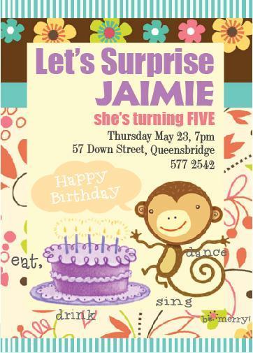 Digital Baby Photo Birthday invitation custom order