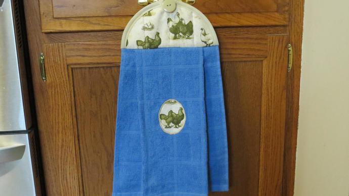 Chicken Kitchen Towel Hanging Kitchen Towel Hanging Hand Towel Hanging Tea Towel
