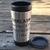 "Funny Sarcasm Coffee Mug / Steel Travel Mug ""Sarcasm one of the many services I"
