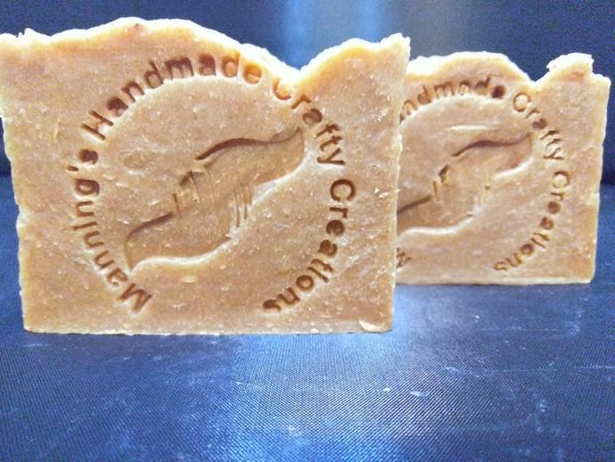 Myrrh Frankincense Moroccan Red Clay Soap