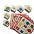 French vintage game, Lotto, bingo, littino Dick Bruna