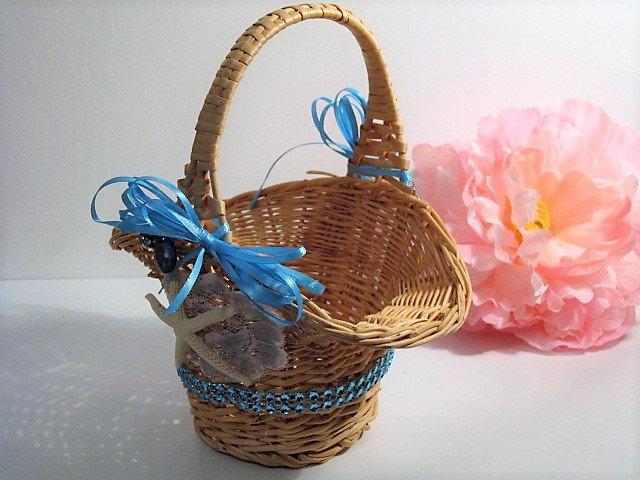 wedding, flower girl basket, basket, beach wedding, destination wedding, wedding