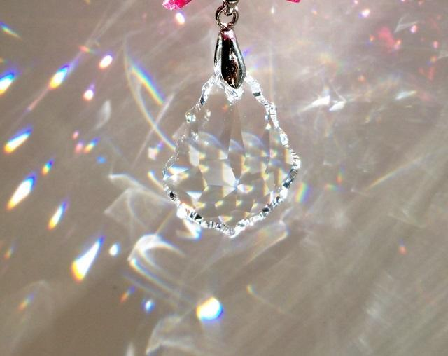 Sun Catcher - October Birthstone Angel