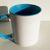 Mom Turned Upside Down Is Wow, Mother Gift, Coffee Mug, Tea Cup, Handpainted
