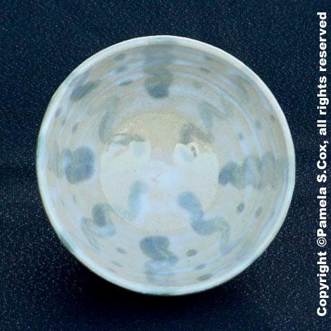 Little Gray Ghost Wheel Thrown Stoneware Bowl