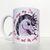 Im A Dreamer Unicorn, Unicorn Quotes, Coffee Mug, Tea Cup, Handpainted Design