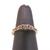 Women's Vintage Estate 14K Yellow Gold Diamond Anniversary Ring, 3.1g E1968