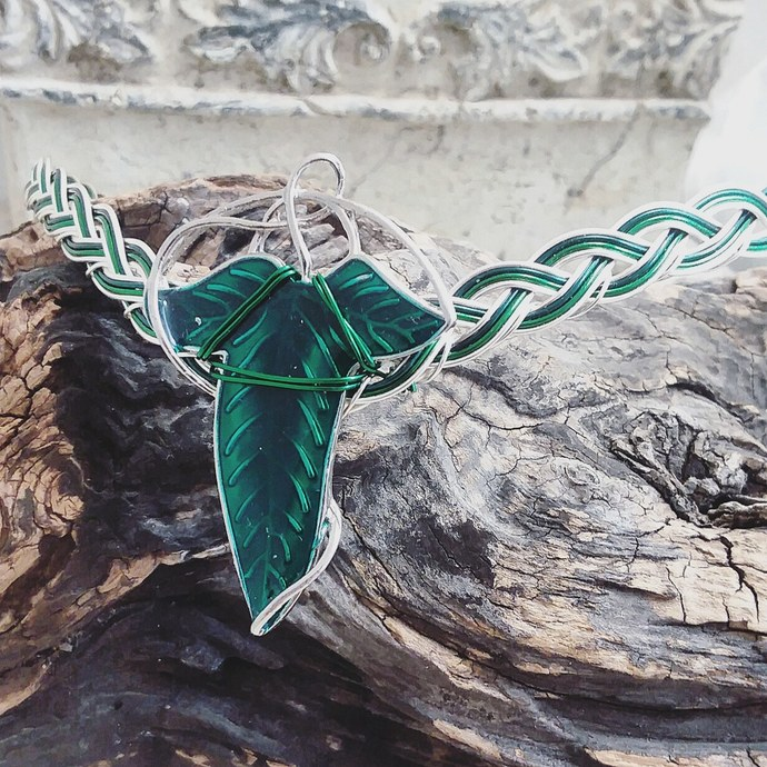 Elven Leaf Circlet Tiara Crown - Leaves of Lorien