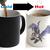 Kingdom Hearts Aqua Color Changing Ceramic Coffee Mug CUP 11oz