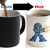 Megaman X 8 bit Color Changing Ceramic Coffee Mug CUP 11oz