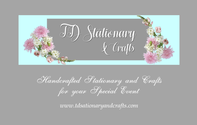 Personalized Meal Choice Tent Place Cards / Escort Cards