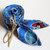Cool Tie. Super Hero Print Necktie. Polymer Filled Neck Cooler. Cooling Neck