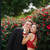 Red Prom Dress,Two Piece Prom Dress,Split Sleeveless Prom Dress