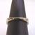 Womens Vintage Estate 14k White Gold Marquise Diamond Ring 6.4g #E1990