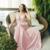 Prom Dress, Sleeveless Prom Dress, Pink Prom Dress, Satin Prom Dress, A-line