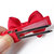 Hair Clip Set of 2, Red, Valentine's Day