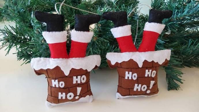 Amazon junke pcs miniature christmas decorations